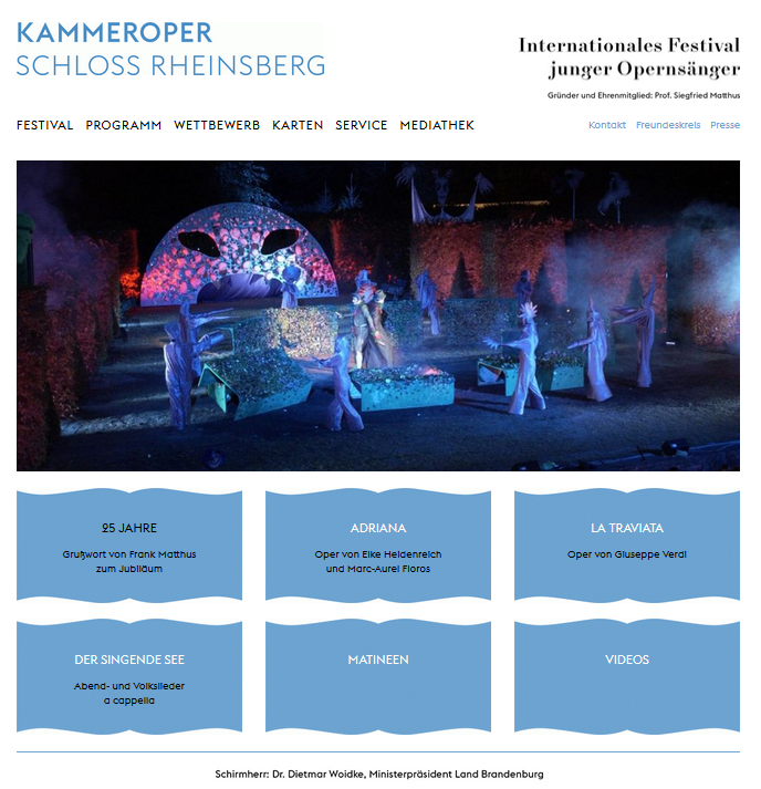 Kammeroper cover
