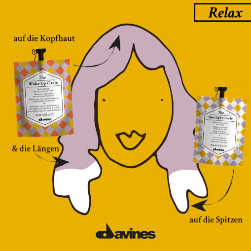 DAV-MULTI-MASKING-TREATMENT RELAX