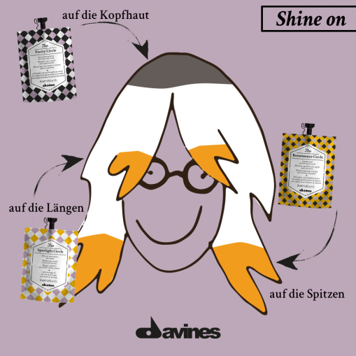 DAV-MULTI-MASKING-TREATMENT SHINE ON