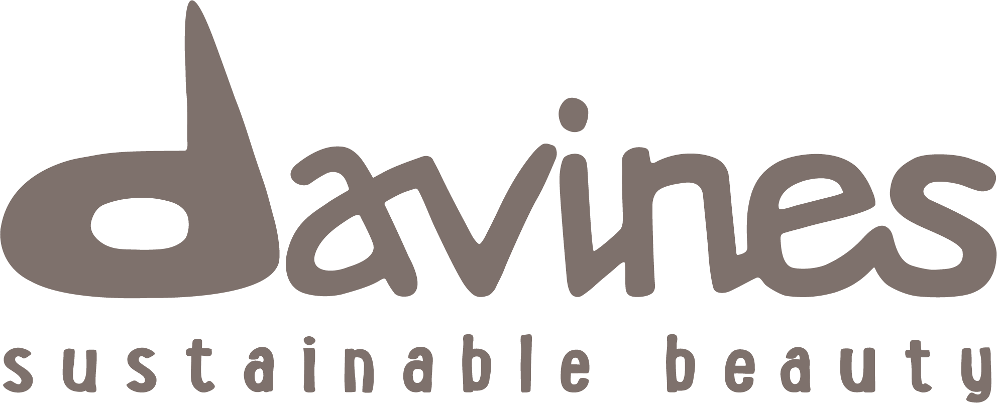 DAVINES_LOGO-WARM GREY 4C_PAYOFF